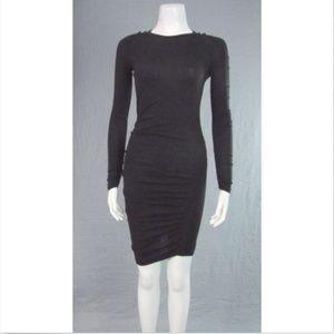 Victoria's Secret Knit Cotton Sweater Dress